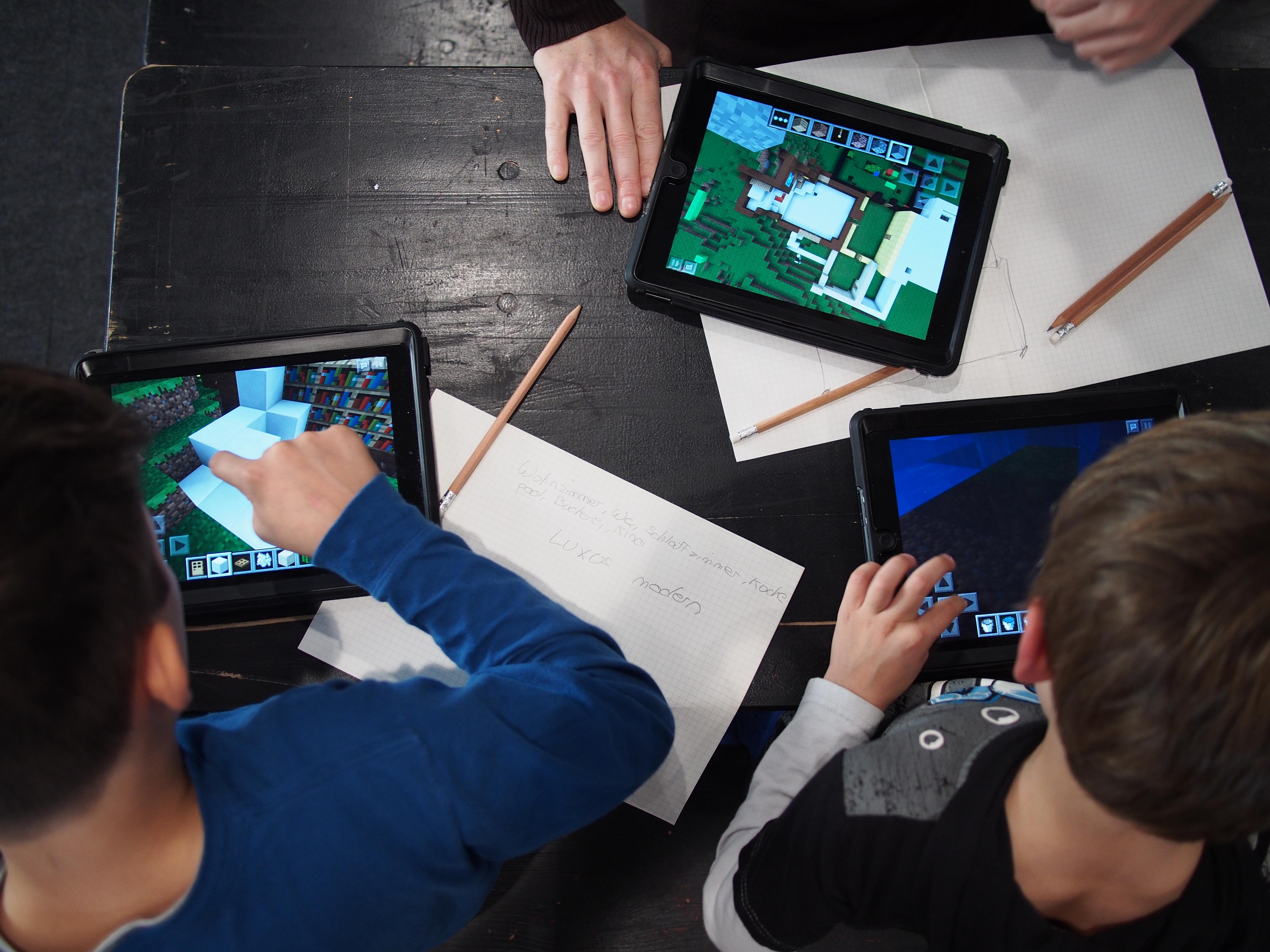 Minecraft Spielen TausendMedien - Minecraft spielen am computer