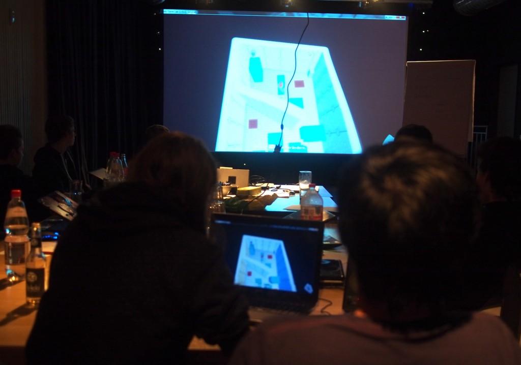 Gamedesign Workshop Regensburg
