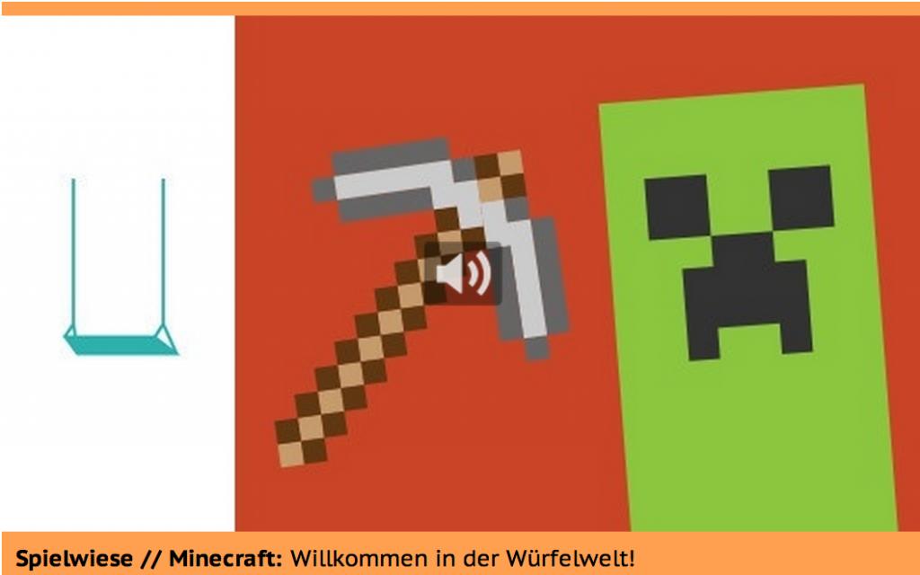 Spielwiese Beitrag Minecraft