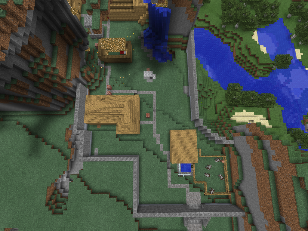 Mittelalter - Minecraft Workshop Pocket Edition Deutsches Museum 08.11.14 14 19 23