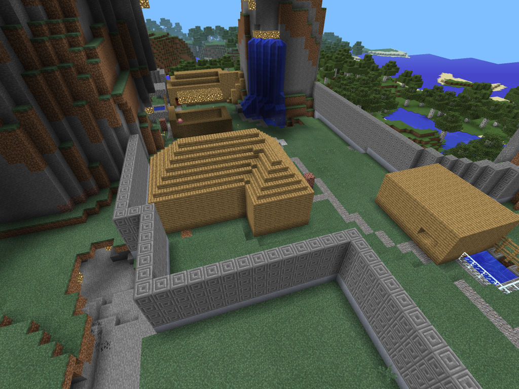 Mittelalter - Minecraft Workshop Pocket Edition Deutsches Museum 08.11.14 14 28 41