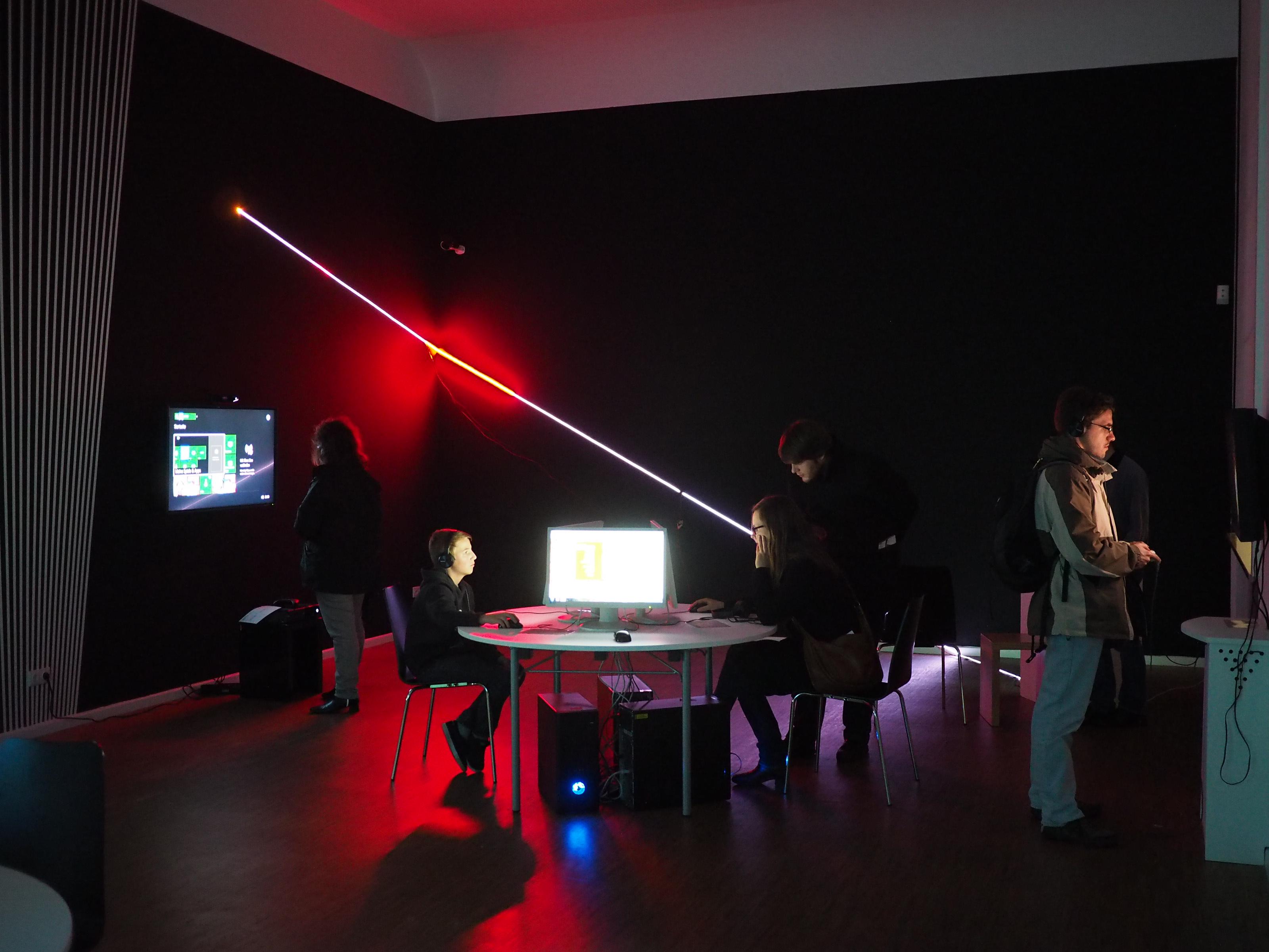 extralife – Eine Ausstellung zur Videospielkultur